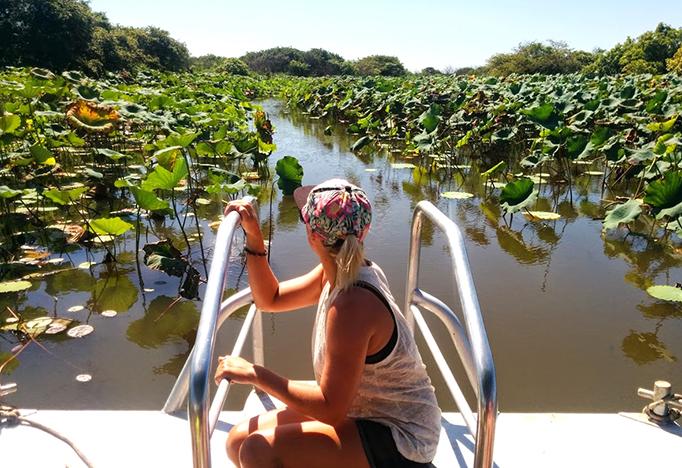 Mary River, Australia boat trip