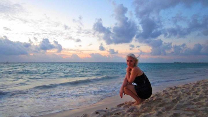 sunrise playa del carmen mexico