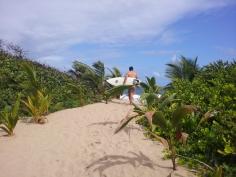 surfter puerto rico