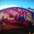 hippy camp site rainbow serpent festival