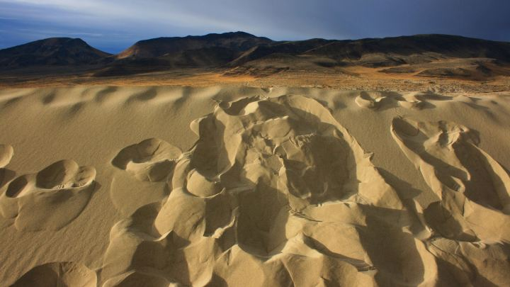 Sand Mountain Nevada