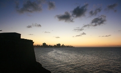 Sunset from El Morro