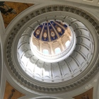 Dome of the former Presidential Palace